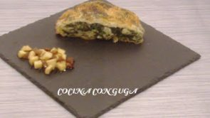apple strudel receta