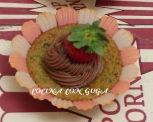 Cómo elaborar unos deliciosos Cupcakes de Calabacín y Chocolate