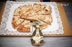 torta de la virgen