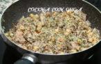 preparacion arroz con pollo