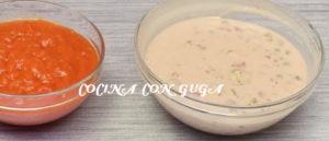 salsas-acompanamiento-receta-hamburguesa-vegetal
