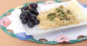 migas de quinoa