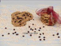 Cookies de avena, galletas crujientes