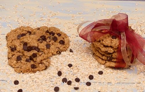 Cómo hacer galletas crujientes de avena