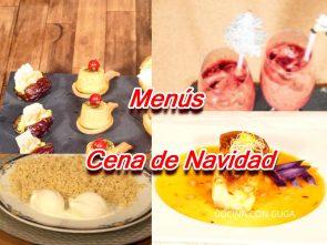 menus cena navidad recetas aperitivos faciles