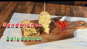 sandwiches saludables