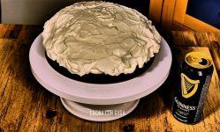 Tarta Guinness, Deliciosa tarta de cerveza negra