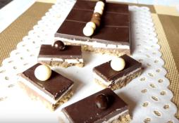 Receta de turron de chocolate casero – Lo más en 3
