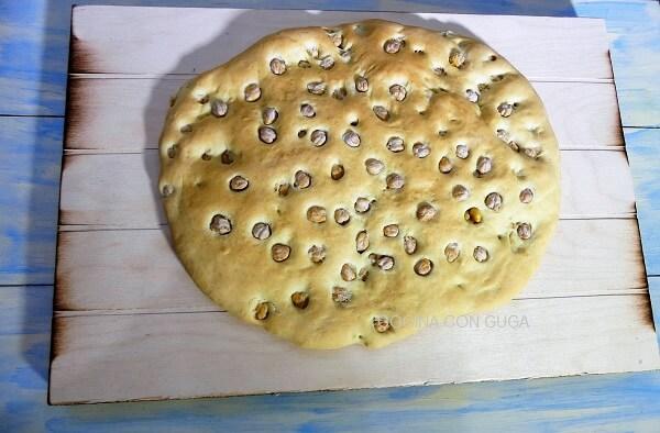 Torta Casera de Garbanzos Caspillo del Altiplano