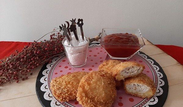 Cómo hacer la Receta de los Nuggets de Pollo
