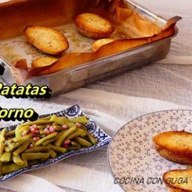 Lata de Patatas al Horno de Baza