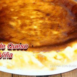 Receta Tarta de Queso Restaurante La Viña
